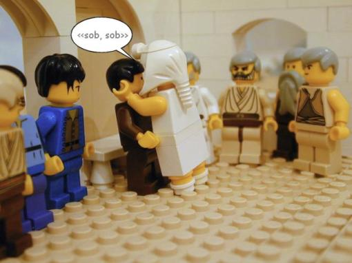 One More From The Brick Testament