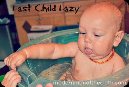 last child lazy
