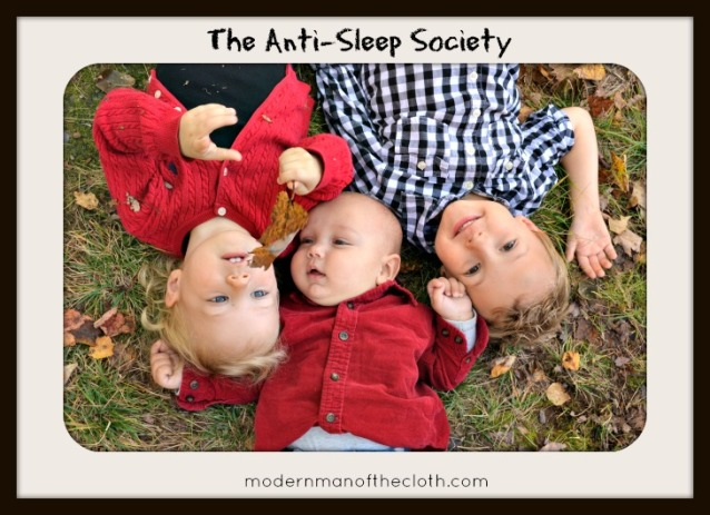 The Anti-Sleep Society