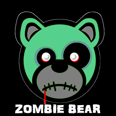 Typing the term 'Zombie Bear' into Google produces some pretty creepy image results.
