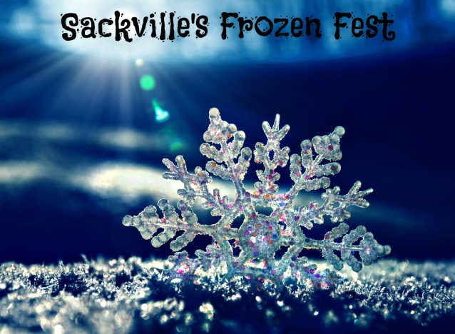 When the snow is white outside don't stay in being sleepy and grumpy. A fun filled weekend is just what the Doc ordered to make sure you're not stuck with the February sneezies. There is no need to be bashful, come out to the Sackville Winter Fest you'll be happy you did.