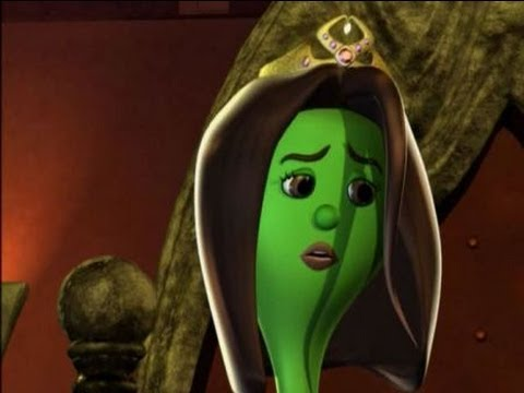 Thanks to Veggie Tales I now always picture Esther as a green onion.