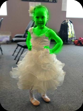 Hulk Ariella dance